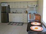 Apartment 10 kitchen