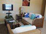 Apartment 10 living area