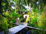 Villa Pushpapuri - Entrance to paradise