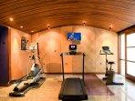 Villa Pushpapuri - Gym room