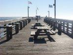 Second Avenue Pier