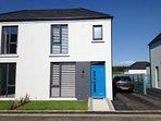 Portstewart - New modern 3 bed semi detached house - short walk to promenade.