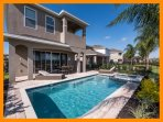 Encore Resort 12 - Exclusive villa with private pool and free shuttle to parks