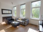 2 Bedroom apartment just next Roterdam Central Station