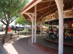 Railroad park in Scottsdale is great for families!