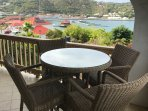 Harbor View--watch the cruise ships dock while enjoying your morning coffee