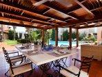 Oasis Pool House