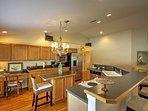 counterspace Ampio lo rende facile da preparare capolavori cucinati in casa!