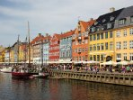 Nyhavn is just down the road. Excellent Danish food or just hang out and enjoy the atmosphere.
