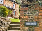 Welcome to Trengrove Cottage at Hill House.