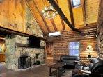 Riverfront Cozy Rustic Cabin