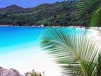 Seychelles natural beaches
