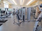 Gym Membership included at Garrett College only 3 miles away!