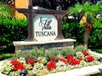 My beautiful condo is in Villa Tuscana - an easy walk to restaurants, shops and movies!