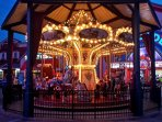 Carousel in Pigeon Forge