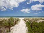 Look forward to many perfect beach days during your Sunshine State getaway!