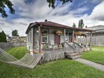 Your Washington State retreat starts right here at this quaint 2-bedroom, 1-bathroom vacation rental house.
