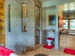 Snowshoe Suite's Bathroom