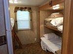 Bunk house that sleeps another 4