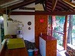 The Eagles Nests - Vilcabamba Ecuador - Kitchen
