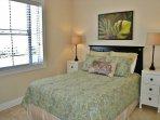 3rd Fl West Middle Queen Bedroom