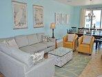 2nd Fl West Side Living Room