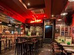 Enjoy the close proximity of local; bars and clubs