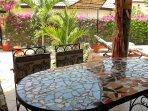 Terrasse pour vos déjeuners extérieur