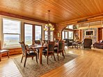 Enjoy home-cooked meals with a view!