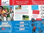 Bike Hire - door-to-door service