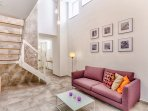Mellieha Designer Finished 2bedroom Maisonette