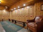 Ski Valet/Ski Lockers for guests
