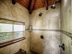 Oversized Master bath shower