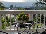 View From Upstairs Lanai