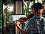 Rebecca Violin Player