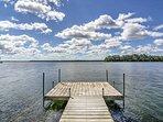 Explore Hayward, Wisconsin from this 3-bedroom, 1-bath vacation rental cabin.
