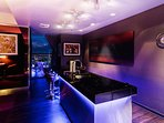 Luxurious area to entertain friends and guests in
