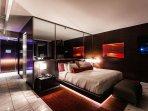 Huge sleeping room