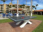 Want more?  Try table tennis, poolside.