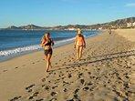 Enjoy miles of pristine beach and the Sea of Cortez.
