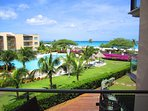Ocean view from your balcony!