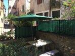 privat-garden 15m2