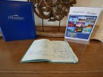 Guest book Of BC254 with some nice reviews!
