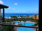Breathtaking views from your balcony!