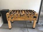 Foosball Table - Garage