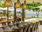 Villa Cielo - Dinning style