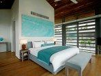 Villa Aqua - Bedroom style