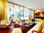 Baan Taley Rom - Magnificent living area