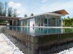 Villa Tievoli - 25 meter infinity pool