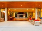 Baan Taley Rom - Superb living area